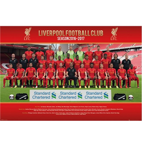 Liverpool FC Poster 253451