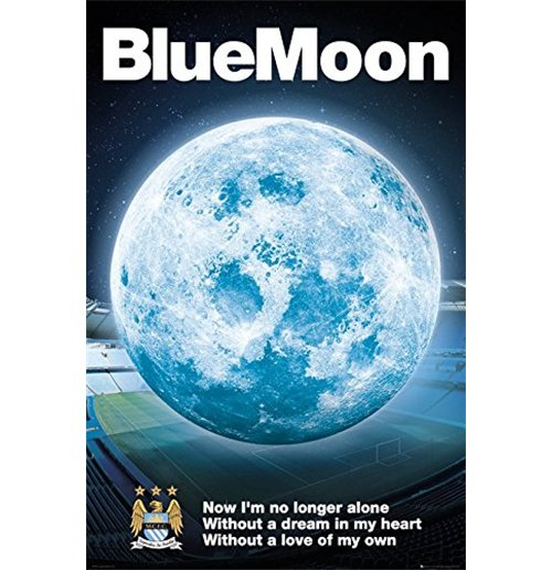 Manchester City FC Poster 253464