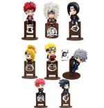 Naruto Shippuden Ochatomo Series Trading Figure 5 cm Let's Enjoy Tea Together Assortment (8)