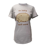 Pusheen Ladies T-Shirt So Lazy