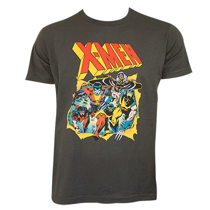 5e5b157a Official X-MEN Classic Tee Shirt: Buy Online on Offer