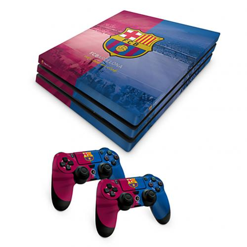 F.C. Barcelona PS4 Pro Skin Bundle