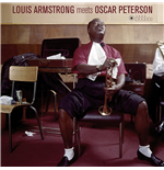 Vynil Louis Armstrong & Oscar Peterson - Louis Armstrong Meets Oscar Peterson