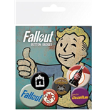 Fallout 4 Badge Pack - Mix 2