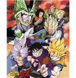 Dragon Ball Z - Cell Saga Mini Poster (40x50 Cm)