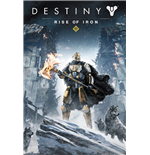 Destiny Poster - Rise Of Iron - 61x91,5 Cm
