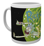 Rick and Morty Mug 254250