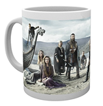 Vikings Mug - Beach