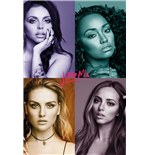Little Mix Poster - Quad - 61x91,5 Cm
