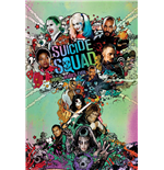 Suicide Squad - One Sheet Maxi Poster (61x91,5 Cm)