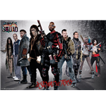 Suicide Squad Poster 254352