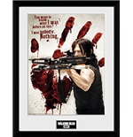 The Walking Dead Print 254369