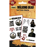 The Walking Dead Tattoos 254441