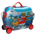 Super Wings Luggage 254502