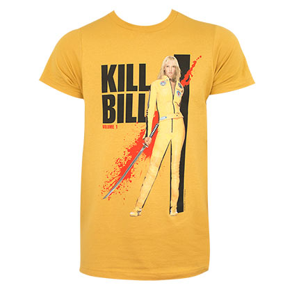 KILL BILL Poster Tee Shirt