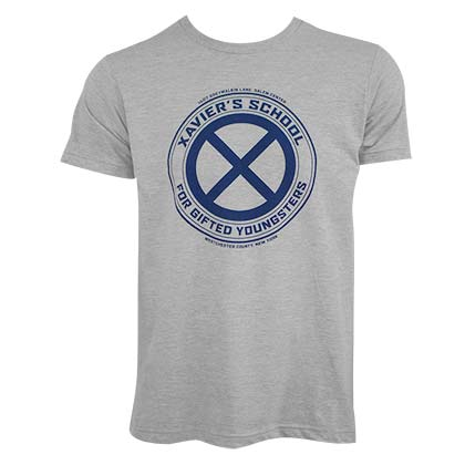 X-MEN Xavier's School Tee Shirt