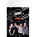 5 seconds of summer Cardholder 254605