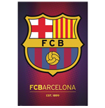 Barcelona Poster - Club Crest 61x91,5 Cm