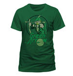 Green Arrow - Circle - Unisex T-shirt Green