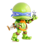 Teenage Mutant Ninja Turtles Action Vinyl Figure Leonardo Metallic 20 cm