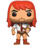 Son of Zorn POP! Television Vinyl Figure Zorn with Hot Sauce 9 cm