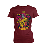 Harry Potter Ladies T-Shirt Gryffindor