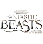 Fantastic Beasts Coaster 4-pack Mix