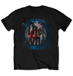 The Who Men's Tee: Target Texture