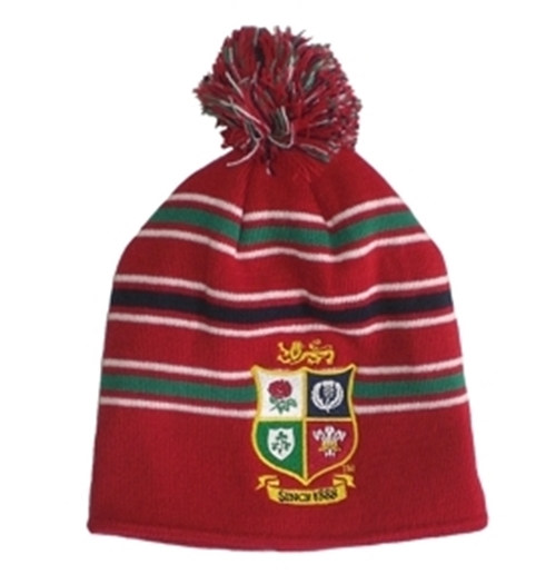 British Lions Winter Beanie