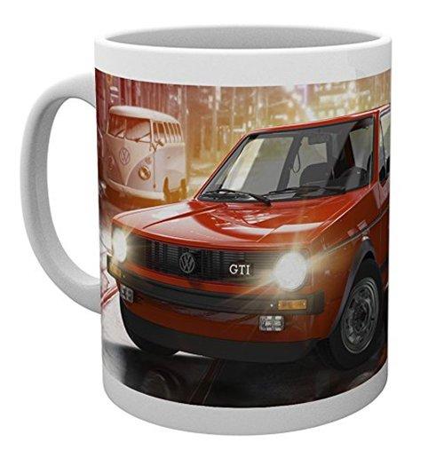 Buy Volkswagen: Official Volkswagen Mug 254909: Buy Online On Offer