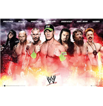 WWE Poster 254949