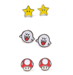 Nintendo Earrings 255007