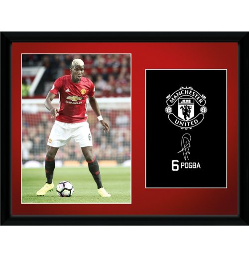 Manchester United FC Print 255020
