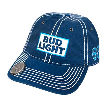 Official BUD LIGHT Adjustable Bottle Opener Hat  Buy Online on Offer 056c102ea78e
