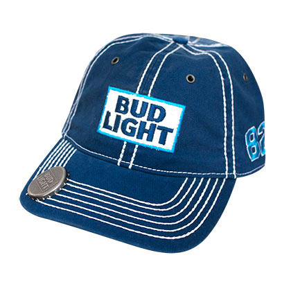 BUD LIGHT Adjustable Bottle Opener Hat