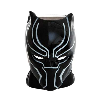 BLACK PANTHER Molded Coffee Mug