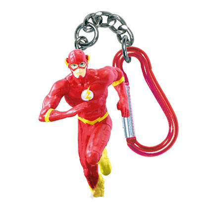 Flash Figurine Keychain