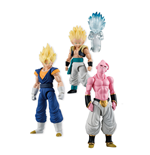 Dragonball Z Shodo Action Figures 10 cm Assortment (6)