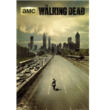 The Walking Dead - City Poster Maxi 61x91,5 Cm
