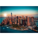 New York Giant Poster - Freedom Tower Manhattan - 100x140 Cm