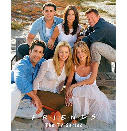 Larry Miller Volkswagen >> Official Friends Poster - Cast 40x50 Cm: Buy Online on Offer
