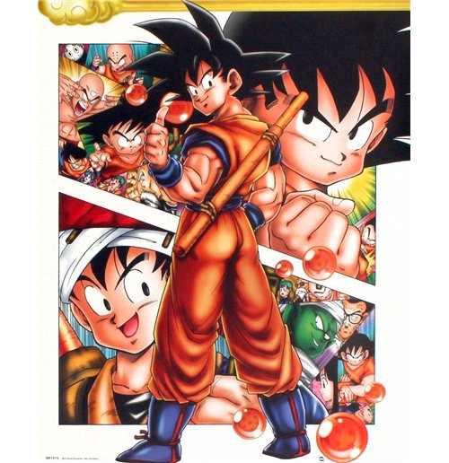 Dragon ball Poster 255310