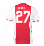 2016-17 Ajax Home Shirt  (Gudelj 27)