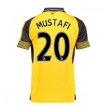 2016-17 Arsenal Away Shirt (Mustafi 20) - Kids