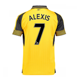 2016-17 Arsenal Away Shirt (Alexis 7) - Kids