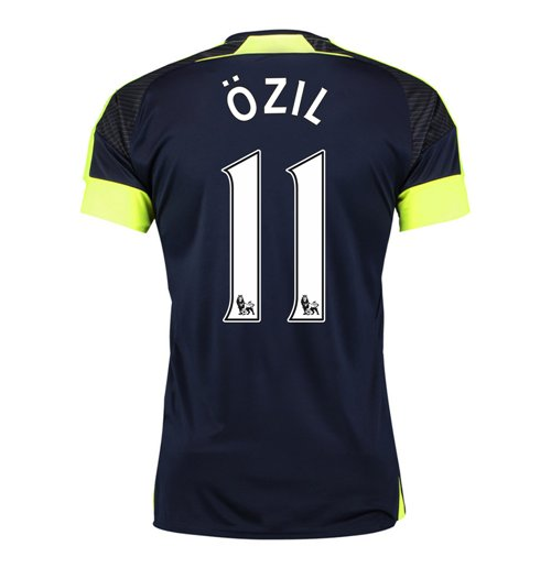 02f5b3811ff Buy Official 2016-17 Arsenal Third Shirt (Ozil 11) - Kids