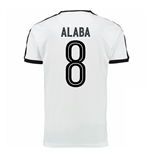 2016-17 Austria Away Shirt (Alaba 8)
