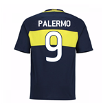 2016-17 Boca Juniors Home Shirt (Palermo 9)