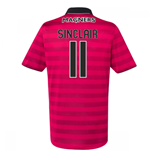 2016-17 Celtic Third Shirt (Sinclair 11)