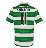 2016-17 Celtic Home Shirt (Sinclair 11)